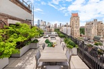 Palatial Duplex Penthouse with Rooftop Solarium and 800 sqft Private Terrace
