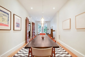 Immaculate 5 Bed, 3 Bath Townhouse in Exclusive Prospect Heights Neighborhood